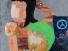 Bonnie & Clyde, Acryl auf Leinwand 100x100 (im Privatbesitz)