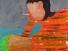 Herrlichkeit der Liebe, Acryl auf Leinwand 100x100