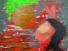 Tanz der Liebe, Acryl auf Leinwand 100x100